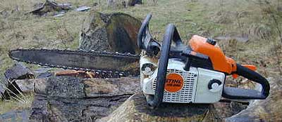Sugihara chainsaw bars carving range for small chainsaws inc stihl